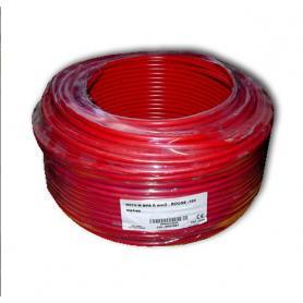 Fil de phase blindé 6 mm² rouge