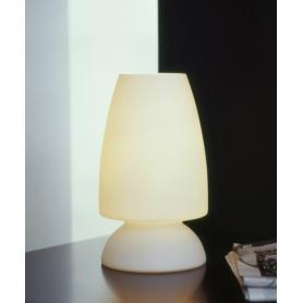 "Lampe blindée à poser ""Opaline"", Danell"