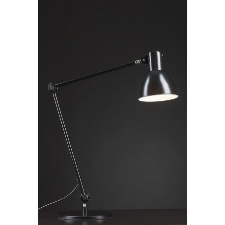 lampe de bureau blind e danell architecte noir mat lampes de bu. Black Bedroom Furniture Sets. Home Design Ideas