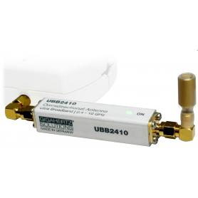 Antenne omnidirectionnelle UBB2410, Gigahertz Solutions