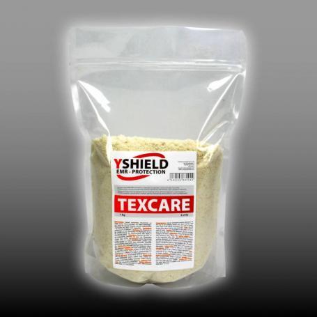Lessive poudre Texcare YShield pour tissus anti-ondes