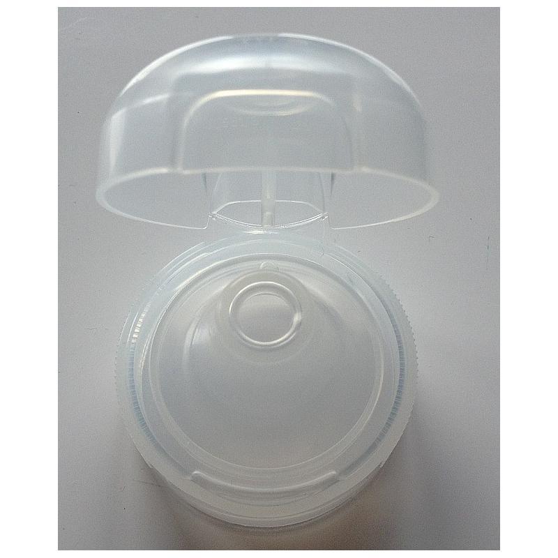 3er Set de Rechange Visse couvercle pour l/'eau potable flacons en Tritan Rectangulaire//environ