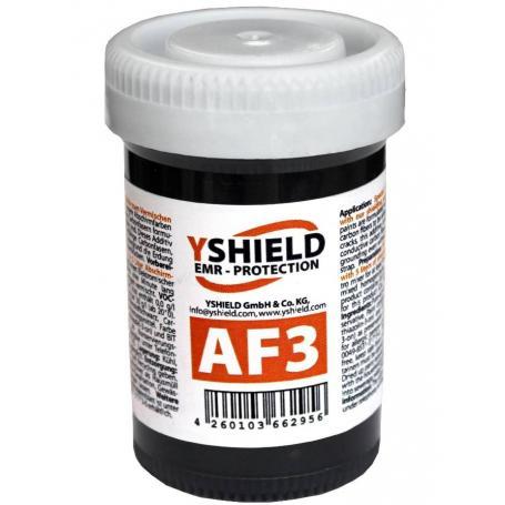 Additif AF3 fibres de carbone pour peintures anti-ondes YShield - Nouveau