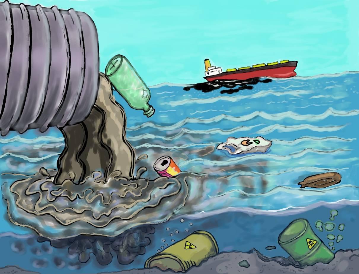 Pollution de l'eau : un constat alarmant